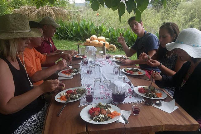 Taste the Best of Katakolon with the Locals, a visit to the Monastery of Kremasti & Agios Andreas Beach 3