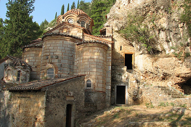 Mystras, The Castle Town with a stop in Sparta 3