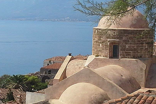 Monemvasia Castle Town - The Hidden Gem of the Medieval Peloponnese 4