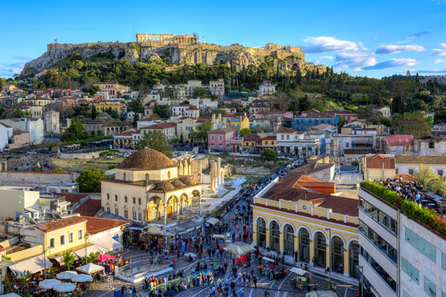 The Highlights of Athens & the New Acropolis Museum 4