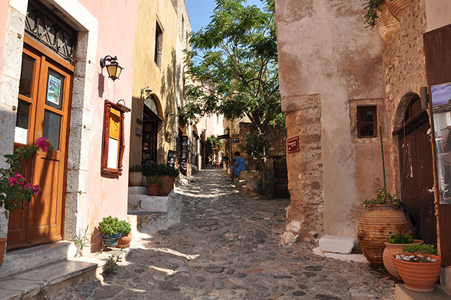 Monemvasia Castle Town - The Hidden Gem of the Medieval Peloponnese 5