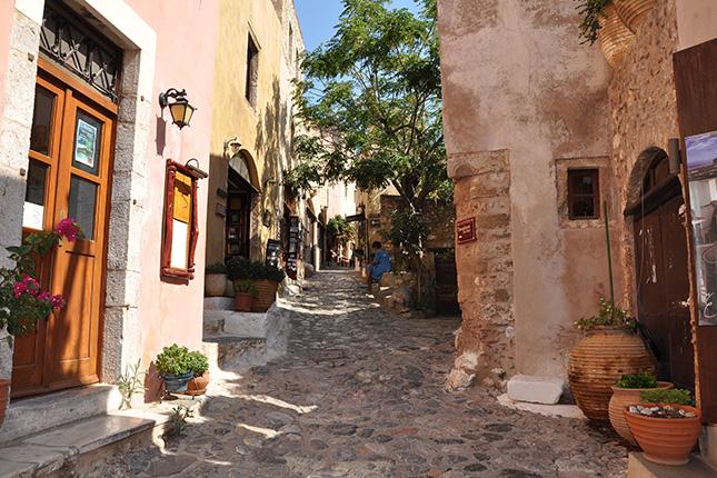 Monemvasia Castle Town - The Hidden Gem of the Medieval Peloponnese 5