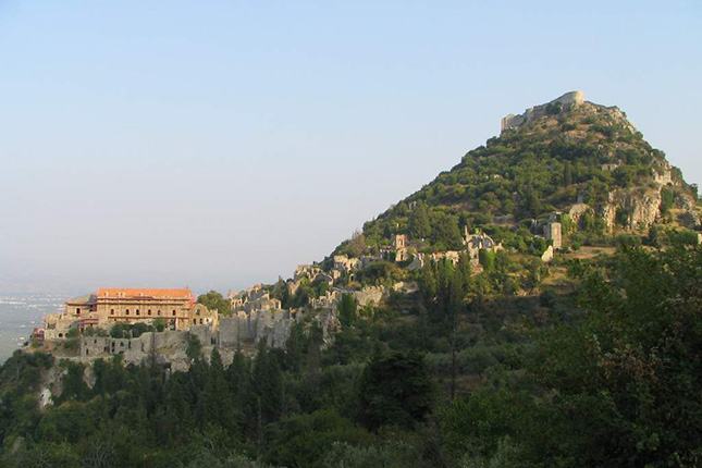Mystras, The Castle Town with a stop in Sparta 5