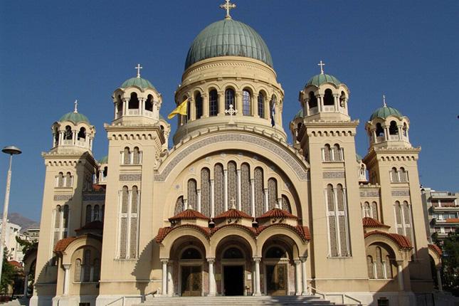 Church of Agios Andreas & Achaia Clauss Winery 5