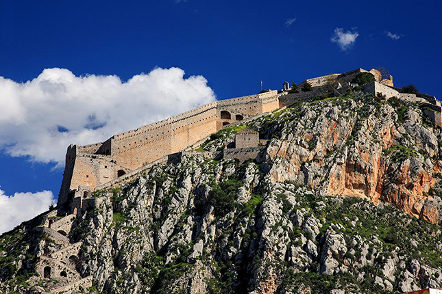 Peloponnese City Hopping - Mycenae - Nafplio - Epidauros with a stop at the Corinth Canal 7