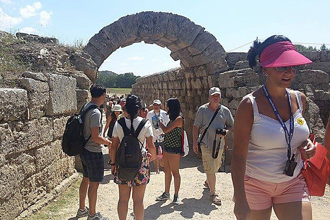 Full Day Tour to Ancient Olympia – the birthplace of the Olympia games 06