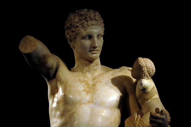 Hermes_of_Praxiteles
