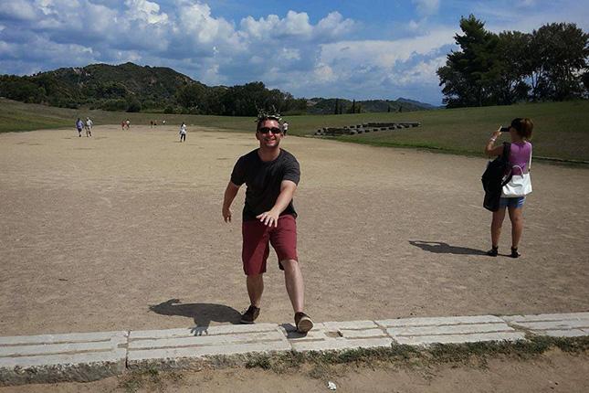 The Highlights of Olympia – site, monastery and Agios Andreas beach 03