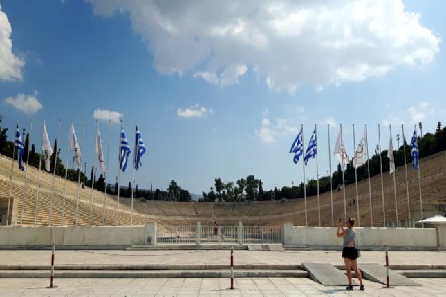 Piraeus-Athens budget tour