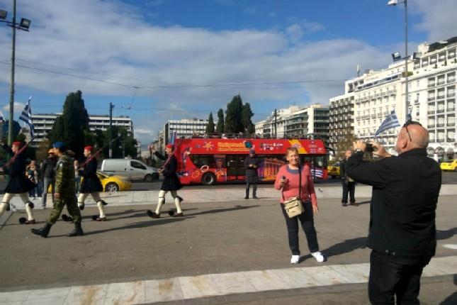 Athens-Piraeus budget tour