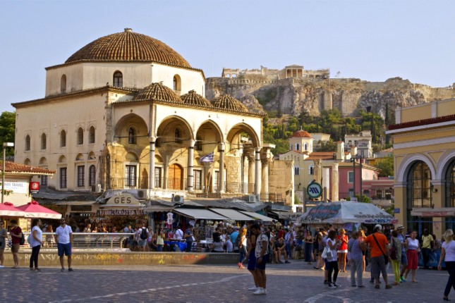 Athens-Piraeus joined budget tour