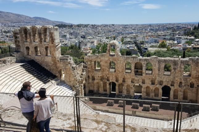 Piraeus-Athens Joined Tour