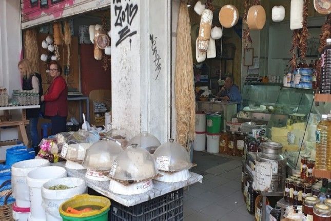Athens sights bites food tour