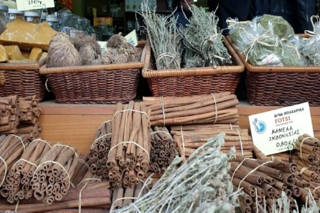 Athens sights bites street food tour