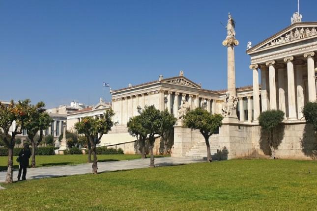 Athens sights food tour