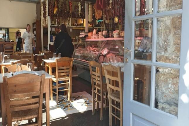 Athens street food sightseeing tour