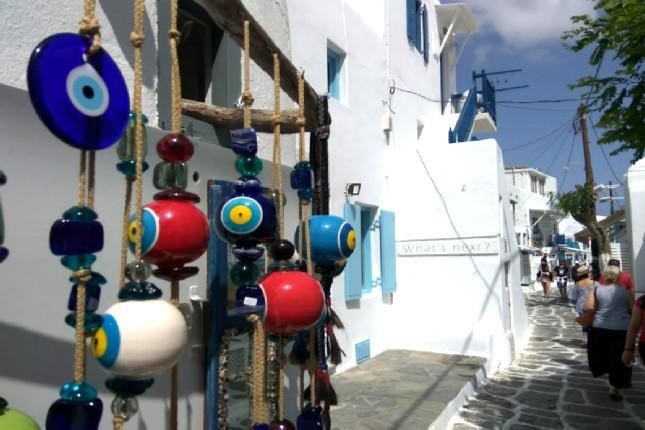 explore Mykonos