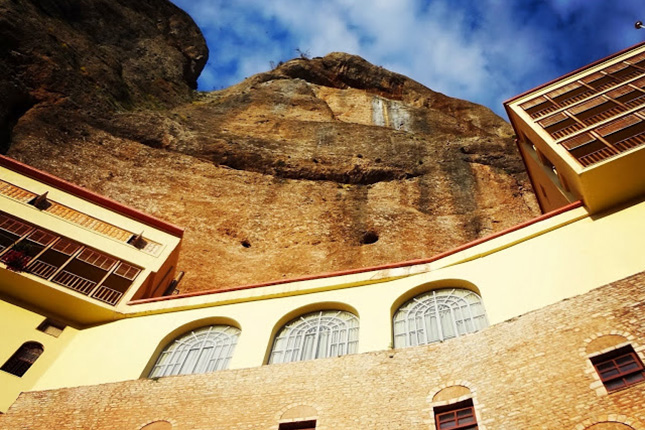 Kalavryta & Monastery of Mega Spilaio 2
