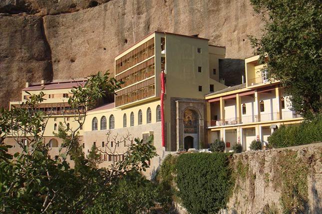 Kalavryta & Monastery of Mega Spilaio 4