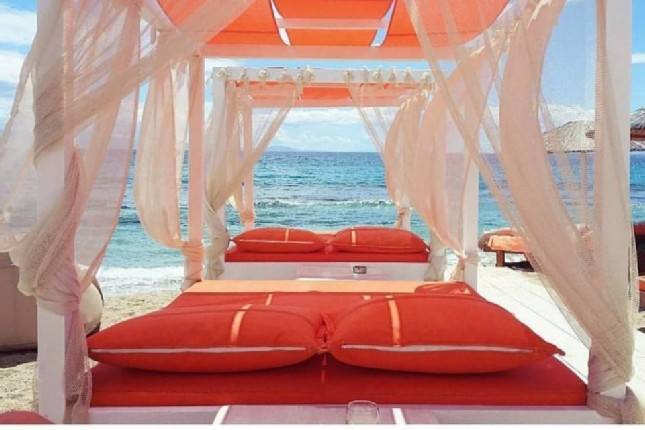 Mykonos Island beach tours
