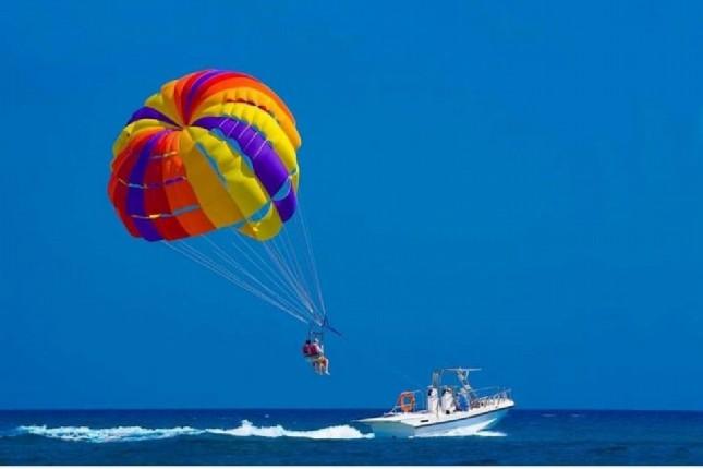 Mykonos Island water sports