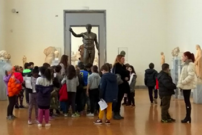 National Archaeological Museum tour