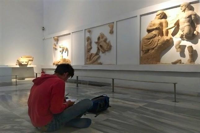 visit Olympia museum