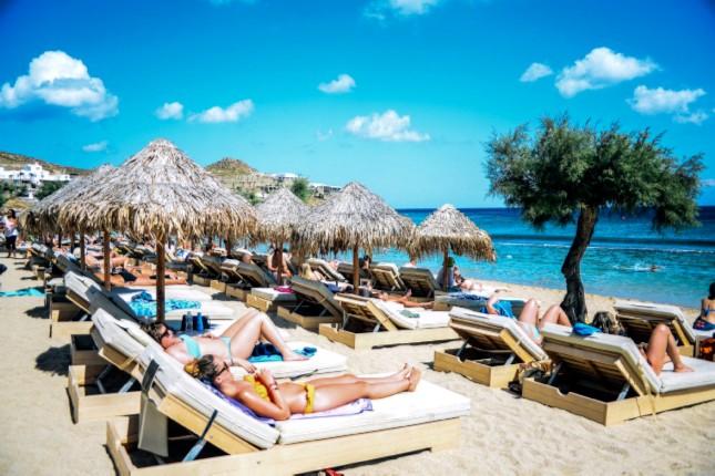 Best Island Beaches For Partying Mykonos St Barts: Mykonos Island Tour & Beach Hopping