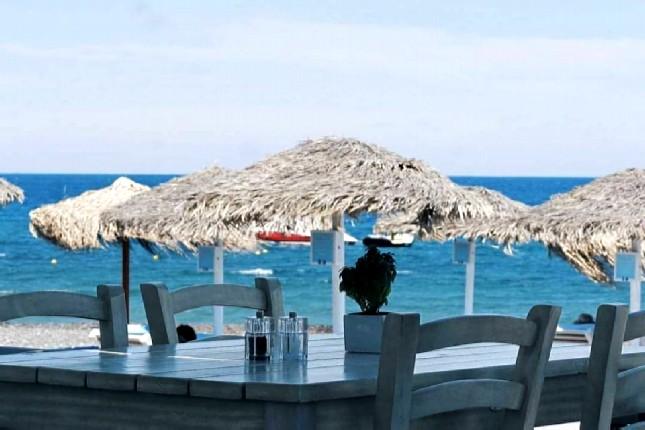Santorini tavernas