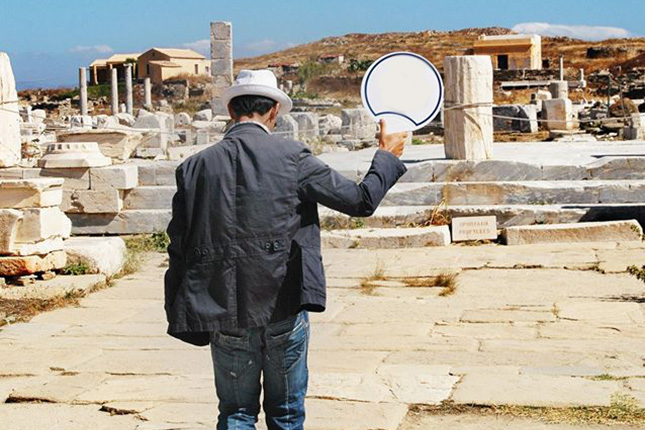 The Light of Mykonos with a tour of Delos Islet 06