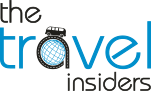 The travel insiders logo