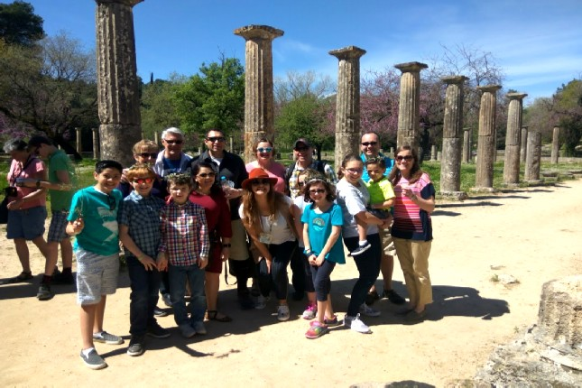 Olympia tours small groups