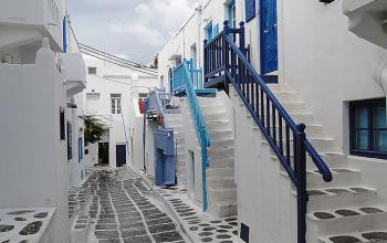 Mykonos on foot – A Culinary Experience  5