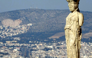 The 2 faces of Athens