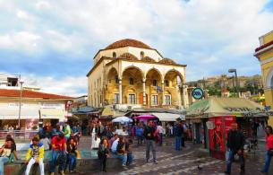 Monastiraki - A Walk in the Heart of Athens
