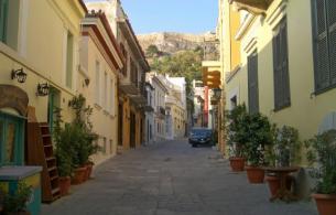 Plaka - The Oldest Neighborhood in Athens