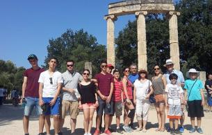 ANCIENT OLYMPIA -  OLYMPIA 13