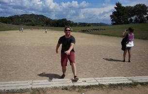 ANCIENT OLYMPIA -  OLYMPIA 15