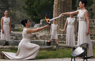 ANCIENT OLYMPIA -  OLYMPIA