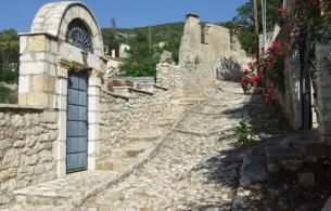 kyparissia old town