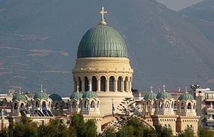 Church of Agios Andreas & Achaia Clauss Winery 1
