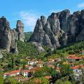 Meteora – Columns in the Sky with a visit to the monasteries & Kalampaka town 12