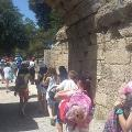 Ancient Olympia & kids 5