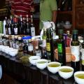 joined olive oil tasting Olympia