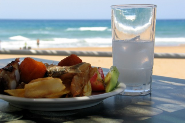 Ouzo The National Drink Of Greece The Travel Insiders